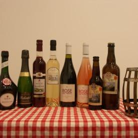 Autres boissons alcoolisées